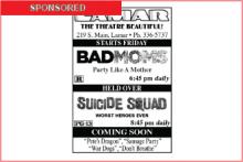 Lamar Theatre Ad - September 2, 2016