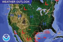 Weather Outlook - December 2, 2016