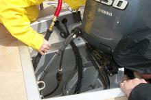 PICT Boat Inspection - CPW