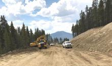 PICT - Cottonwod Pass Construction - CPW