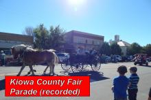 PROMO - Recorded - 2017 Kiowa County Fair Parade September 9, 2017