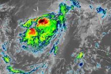 PICT Hurricane Barry