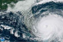 SATELLITE Hurricane Dorian as of September 2, 2019 - NOAA