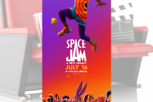 PICT MOVIE Space Jam - A New Legacy