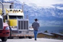3 Health and Wellness Tips for Professional Truck Drivers