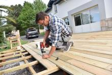 Why home improvement surged during COVID-19