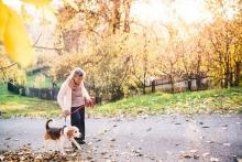 Tips for Social-Distancing Seniors to Stay Healthy