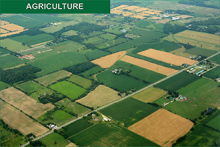 PROMO 330 x 220 Agriculture - Fields from the Air