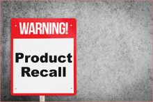 PROMO 330 x 220 Recall - Warning Product Recall