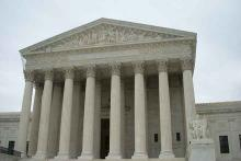 PROMO 64J1 Government - Building Supreme Court of the United State Justice Law - wikimedia - public domain