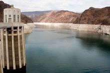PROMO Miscellaneous - Hoover Dam Colorado River Drought - iStock - ngc4565