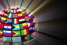 PROMO Politics - Global Globe Flags International Earth Government - iStock - scanrail
