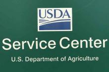Agriculture USDA Service Center Update