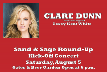 PROMO 660 x 440 Miscellaneous - Clare Dunn at Sand and Sage Round-Up