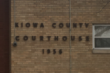 Kiowa County Courthouse