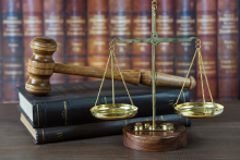 PROMO 660 x 440 Government - Legal Justice Scales Gavel Law Books - iStock