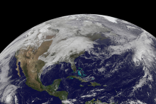 PROMO 660 x 440 Miscellaneous - Globe Earth North Americal Weather - Wikimedia