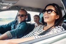PROMO 660 x 440 People - Family Cars Auto Vehicles Family Man Woman Children Kids Driving - iStock - Solovyova
