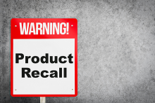 PROMO 330 x 220 Recall - Warning Product Recall