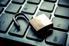 PROMO 660 x 440 Tips - Computer Keyboard Padlock Technology - iStock