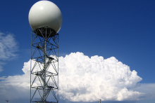 PROMO 660 x 440 Weather - Radar Dome Thunderstorm - NOAA Photo Library