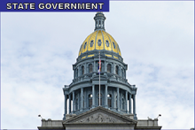 Colorado State Capitol - Government Meetings