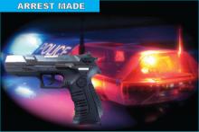 Law Enforcement - Arrest Made GUN