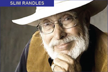 Slim Randles, columnist