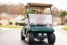 Five Non-Golf Reasons To Get a Golf Cart