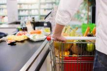 PROMO Food - Grocery Shopping Cart Basket - iStock - Sergei Gnatiuk