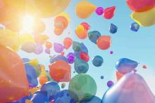 PROMO Miscellaneous - Balloons Celebration Community - iStock - rclassenlayouts