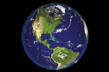 PROMO Miscellaneous - Earth Globe Planet Space North South America - iStock - Kilav