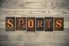 PROMO Miscellaneous - Sports Letters Sign - iStock - elinedesignservices