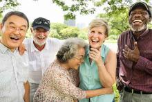 PROMO People - Senior Citizen Outdoor Laughing - iStock - Rawpixel Ltd