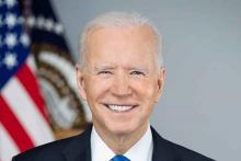 PROMO 64J1 Politician - United States President Joe Biden