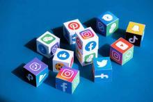 PROMO Technology - Social Media Logos - iStock - pressureUA