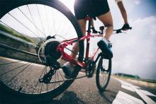 PROMO Transportation - Bicycle Bike Rider Outdoors Vehicle - iStock  - lzf