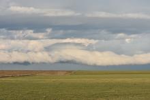 PROMO 660 x 400 Weather - Storm Clouds Field Prarie Cheyenne County Colorado - Chris Sorensen