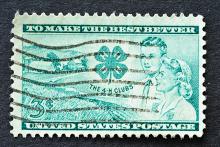 PROMO 660 x 440 Miscellaneious - 4-H 4H Stamp - iStock - KenWiedemann