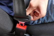 PROMO 660 x 440 Miscellaneous - Seatbelt Hand Fasten Click Ticket - iStock - Ifness