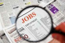 PROMO Miscellaneous - Classified Ad Help Wanted Jobs Newpaper - iStock - zimmytws